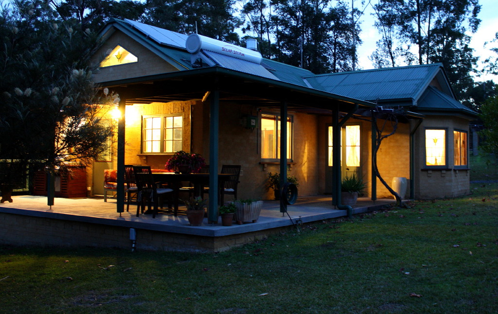 bed and breakfast in Lake Conjola